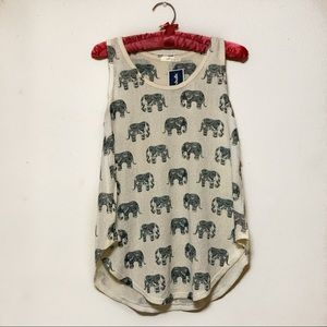 *Brand New* Gaze USA Knitted Elephant Top